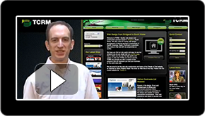 TCRM Promotional Video - Web Design Bridgend