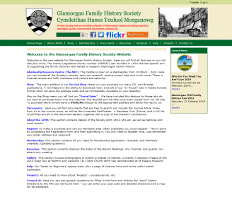 Glamorgan Family History Society