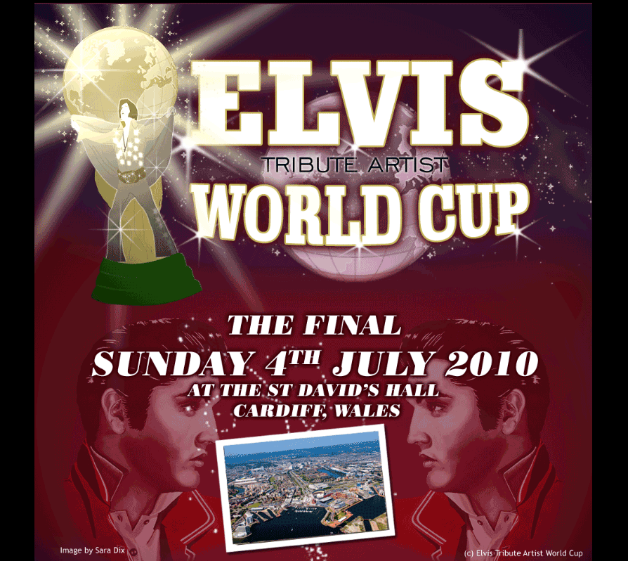 An image from Elvis World Cup Website