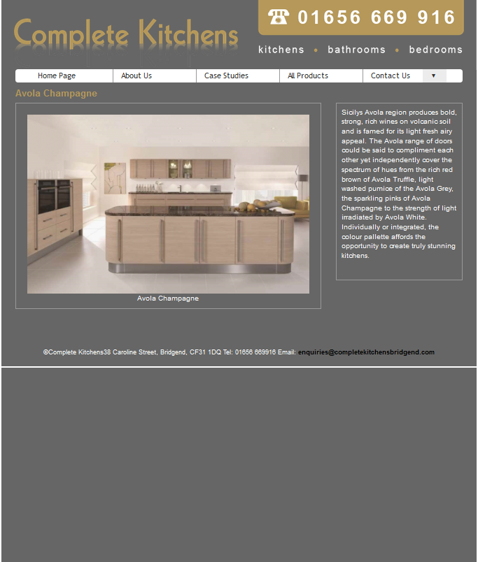 An image from Complete Kitchens Bridgend