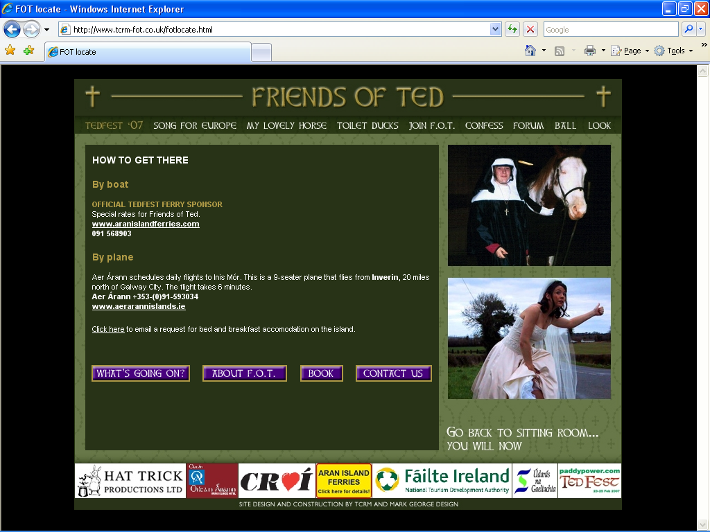 An image from Friends Of Ted 07