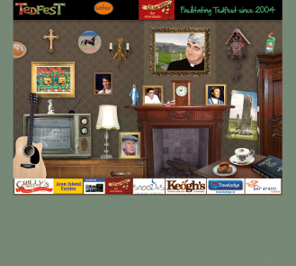 Tedfest  Website