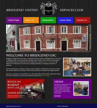 Bridgend United Services Club