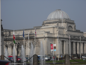 National Museum of Wales -  Web Design Cardiff