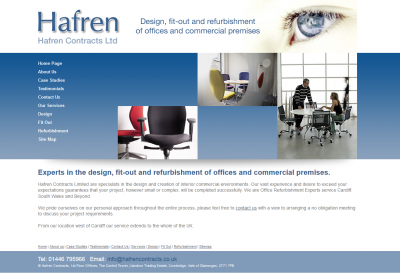 Hafren Contracts