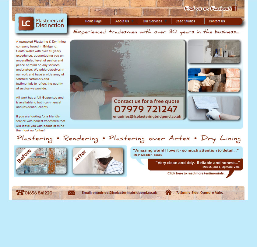LC Plasterers