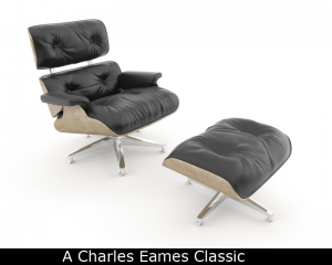 A Charles Eames Classic