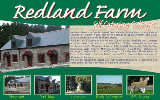 Redland Farm Self Catering Cottages
