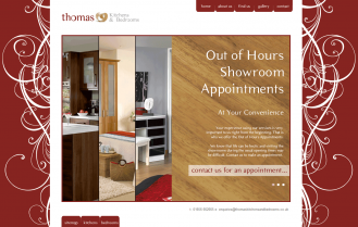 Thomas Kitchens and Bedrooms