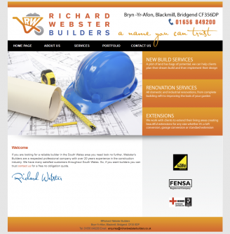 Richard Webster Builders