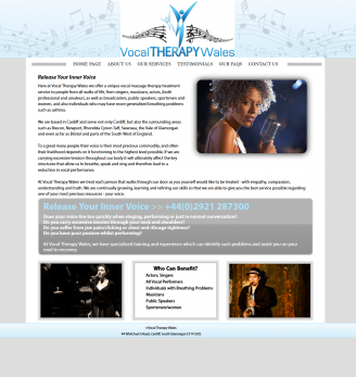 Vocal Therapy Wales