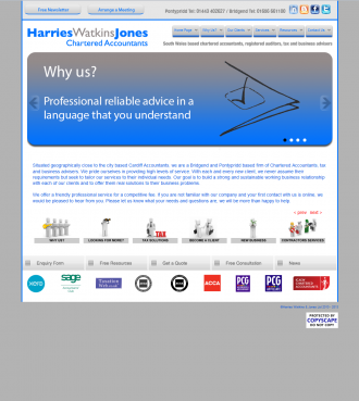 Harries Watkins and Jones Accountants