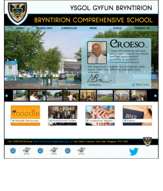Bryntirion Comprehensive School