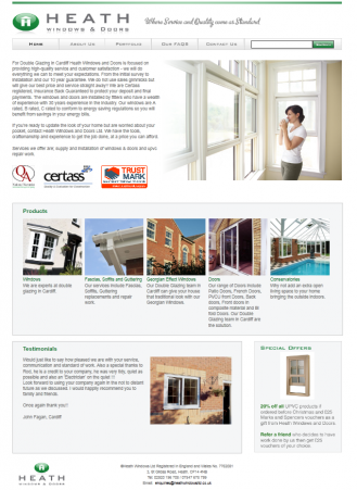 Heath Windows & Doors Ltd