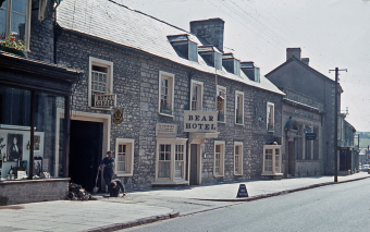 An image of the bear hotel cowbridge - Courtesy of Ben Brooksbank