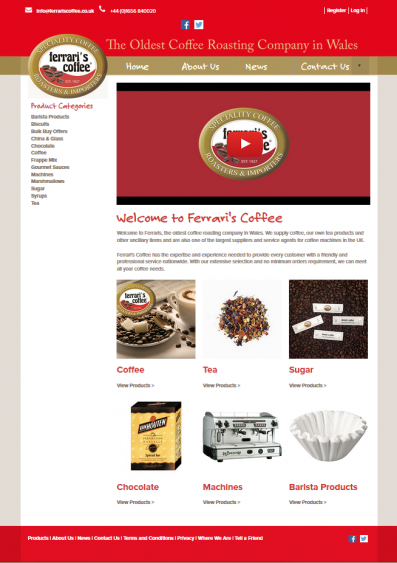 Ferraris Coffee