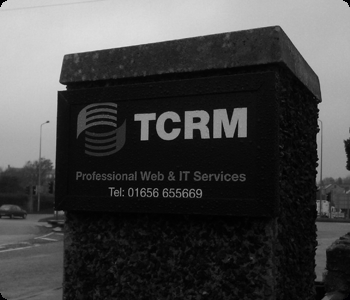 TCRM Sign